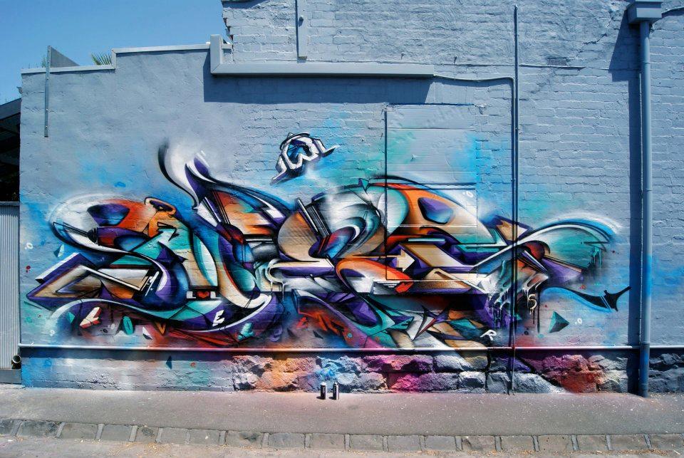 Graffiti Artist - Does (aka Digitaldoes)