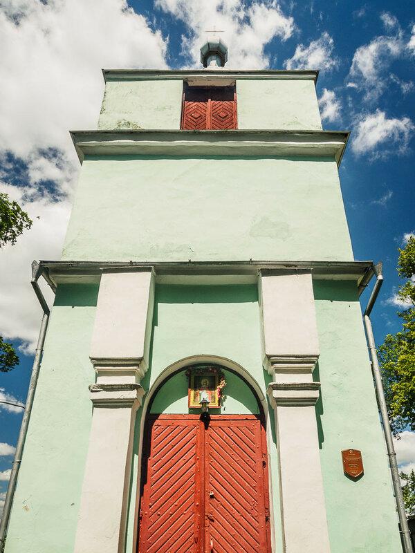 Год постройки — 1822.