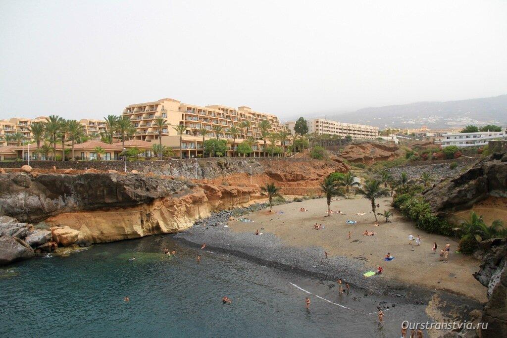 Фото пляжа Las Galgas, Плайя Параисо
