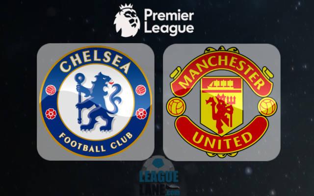 Челси - Манчестер Юнайтед (05.11.2017) | Чемпионат Англии 2017/18 | Премьер Лига | 11-й тур