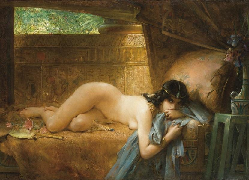 Аукционное в коллекцию... Художник  Guillaume Seignac (France, 1870-1924) (2)