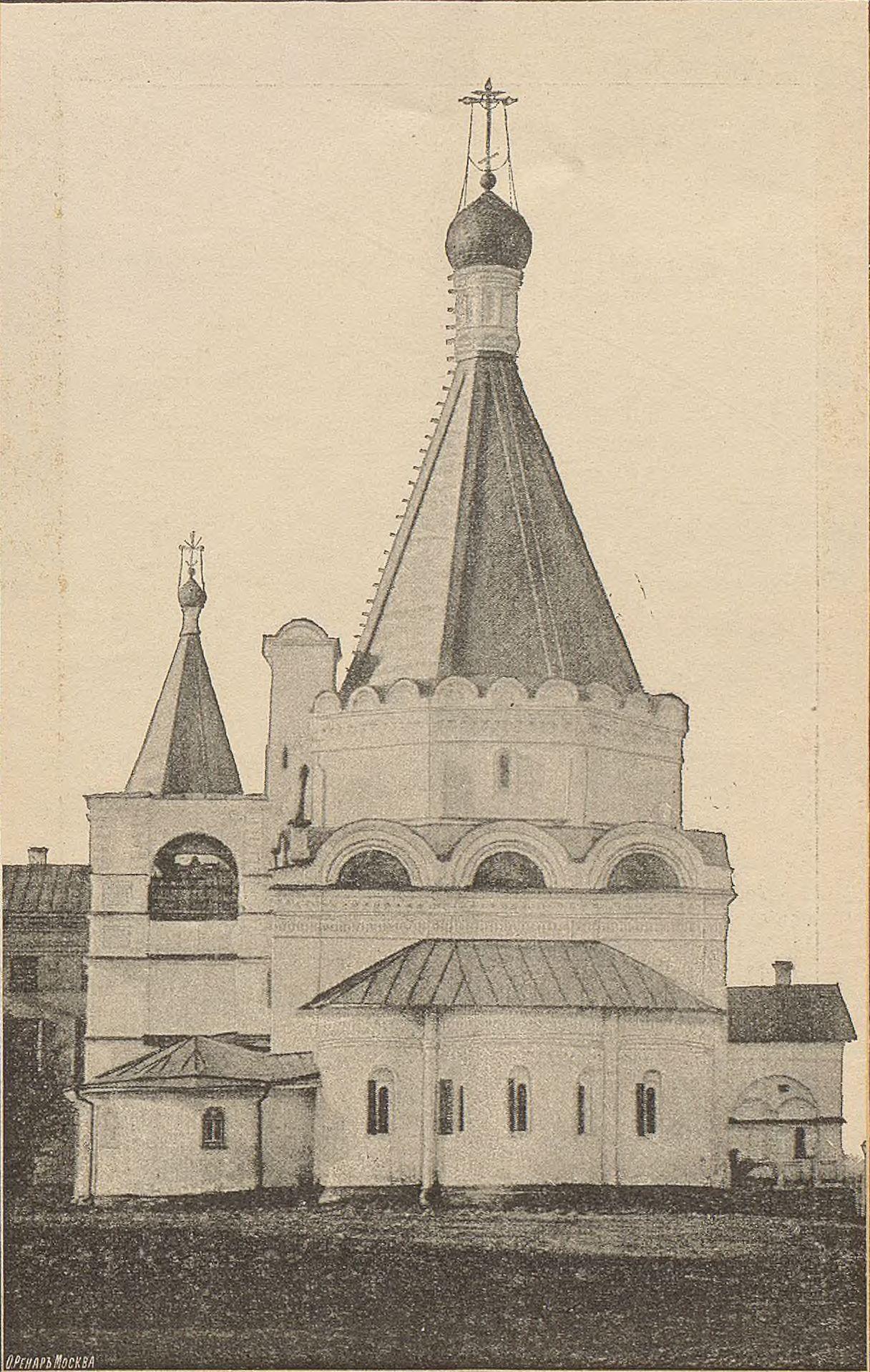 Архангельский собор, древнейший в Нижнем Новгороде