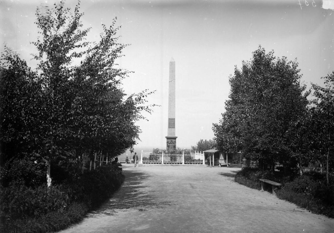 Памятник Минину и Пожарскому в Мининском саду