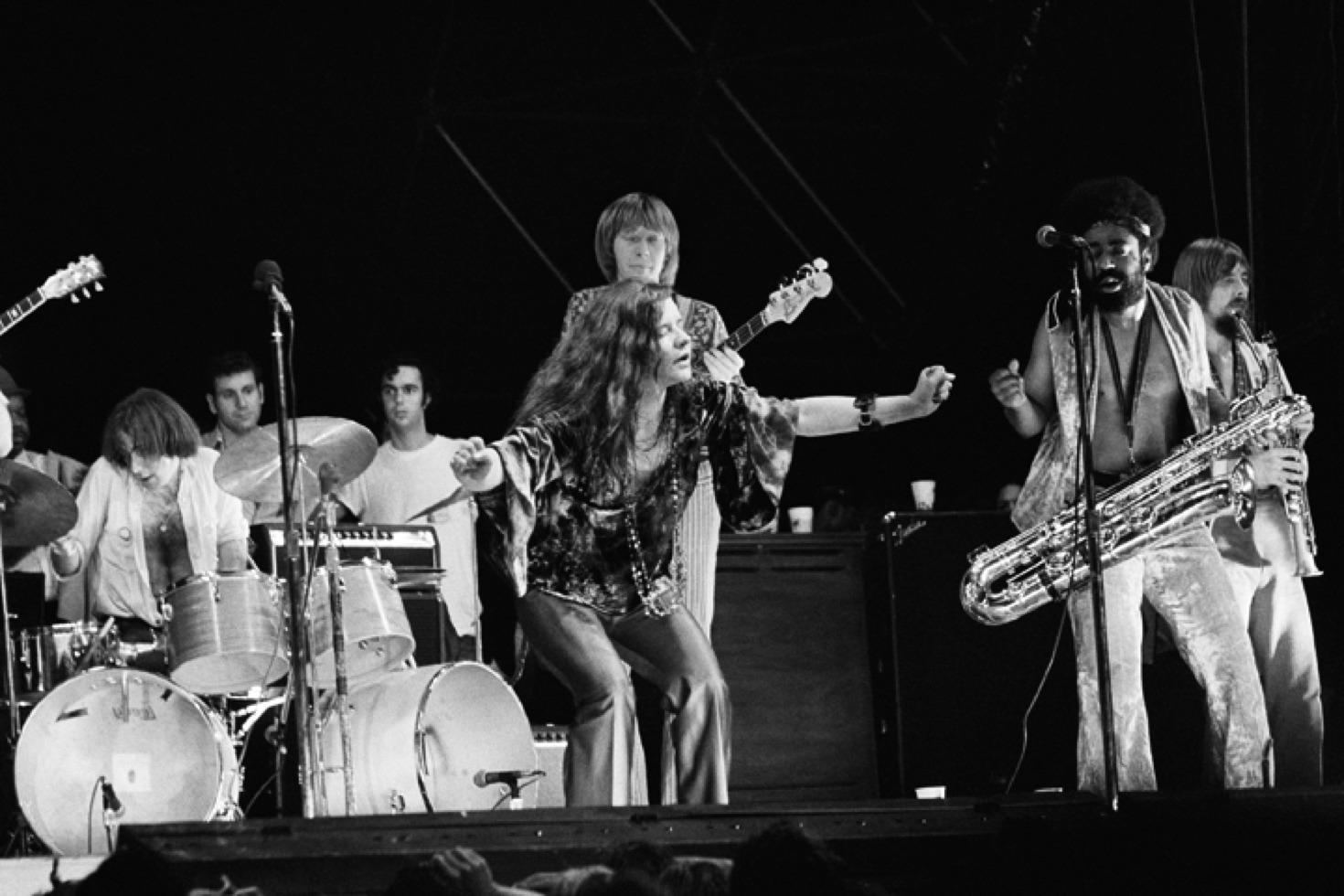1969. Дженис Джоплин и «Big Brother and The Holding Company»