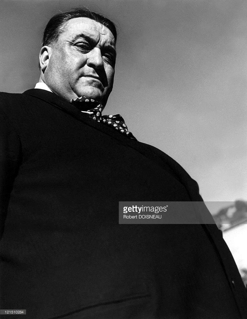 1947. Шеф-повар Фернан Пойнт