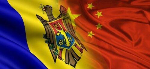 Молдова открыла павильон в китайском городе Лючжоу