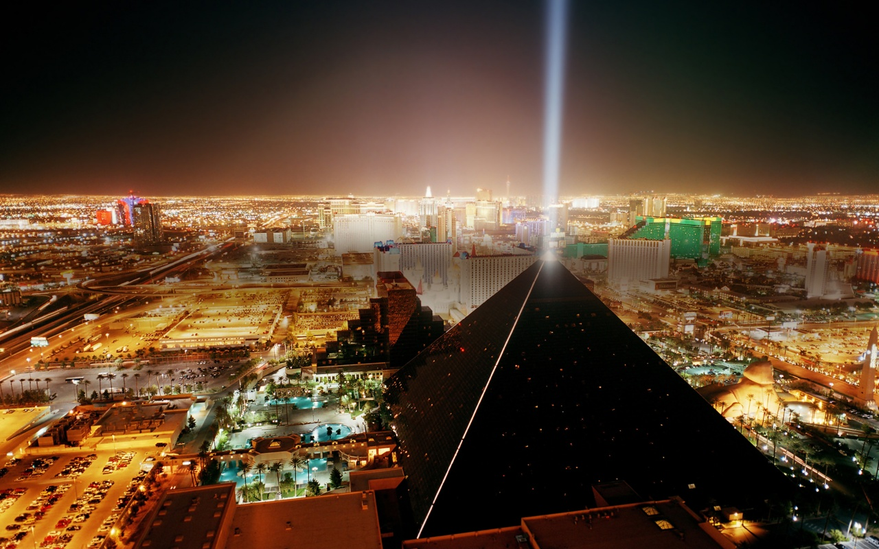 Лас-Вегас. Рождение легенды