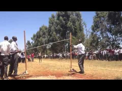 Прыжки в высоту в Кении