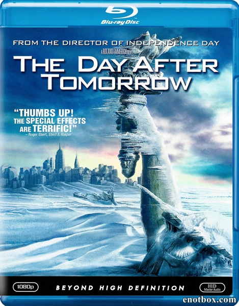 Послезавтра / The Day After Tomorrow (2004/BDRip/HDRip)