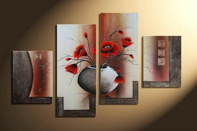 Картины составные на стену. История стиля