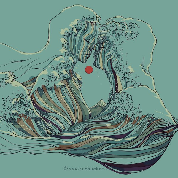 Иллюстратор Chalermphol Harnchakkham. Радужные мечты. 37 мечт5a8