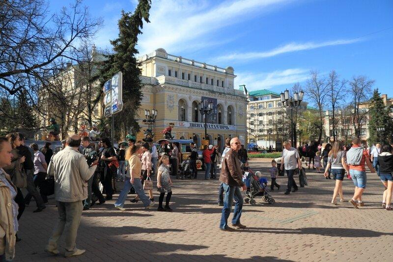 Нижегородский театр драмы им. М.Горького
