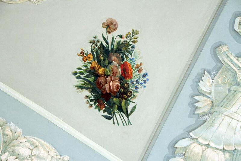 Мэрия Москвы (Тверская .13) Гризайль
