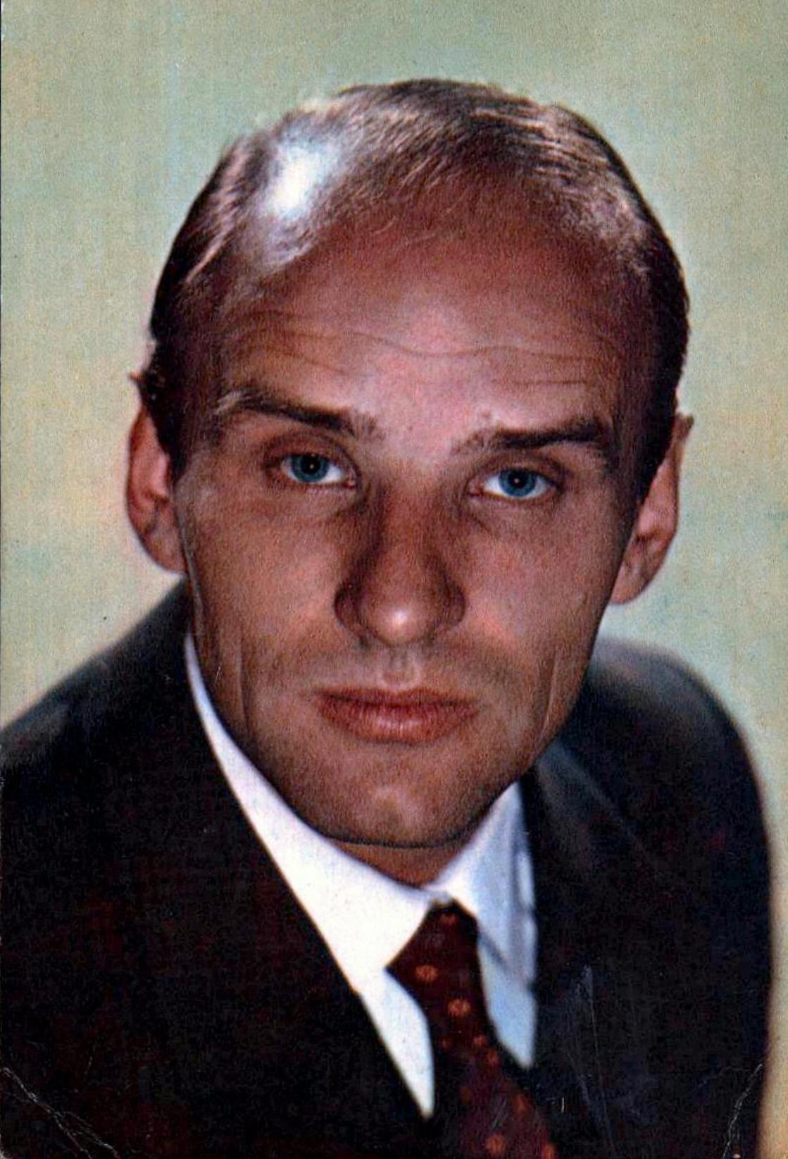 Анатолий Солоницын, Актёры Советского кино, коллекция открыток