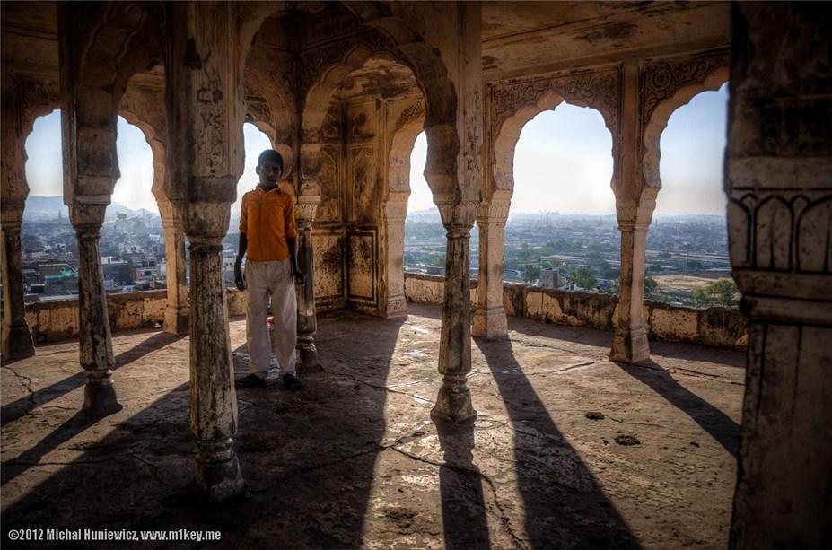 навязчивый гид - путешествие по Индии / India by Michal Huniewicz
