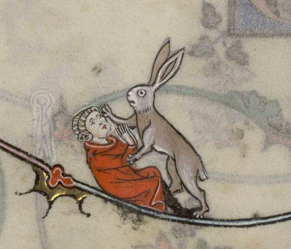 Средневековые шалости онлайн 4 фотография