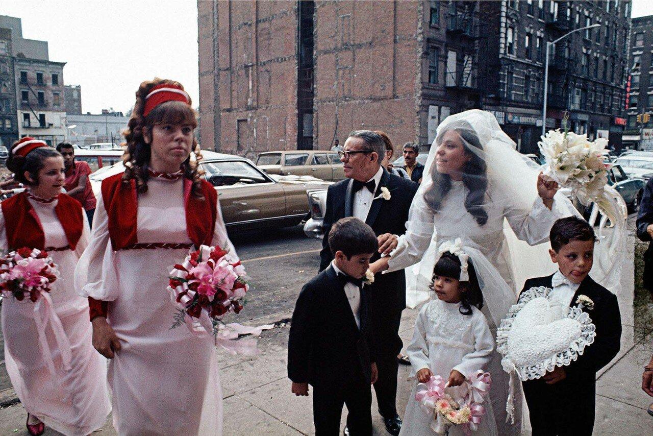 Восточный Гарлем. Пуэрториканская свадьба