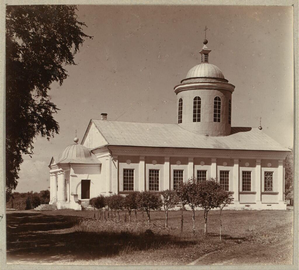 Преображенский собор (зимний, времени Петра I).