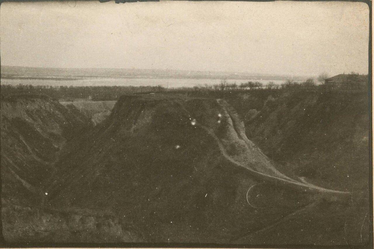 Рудник близ Екатеринослава.
