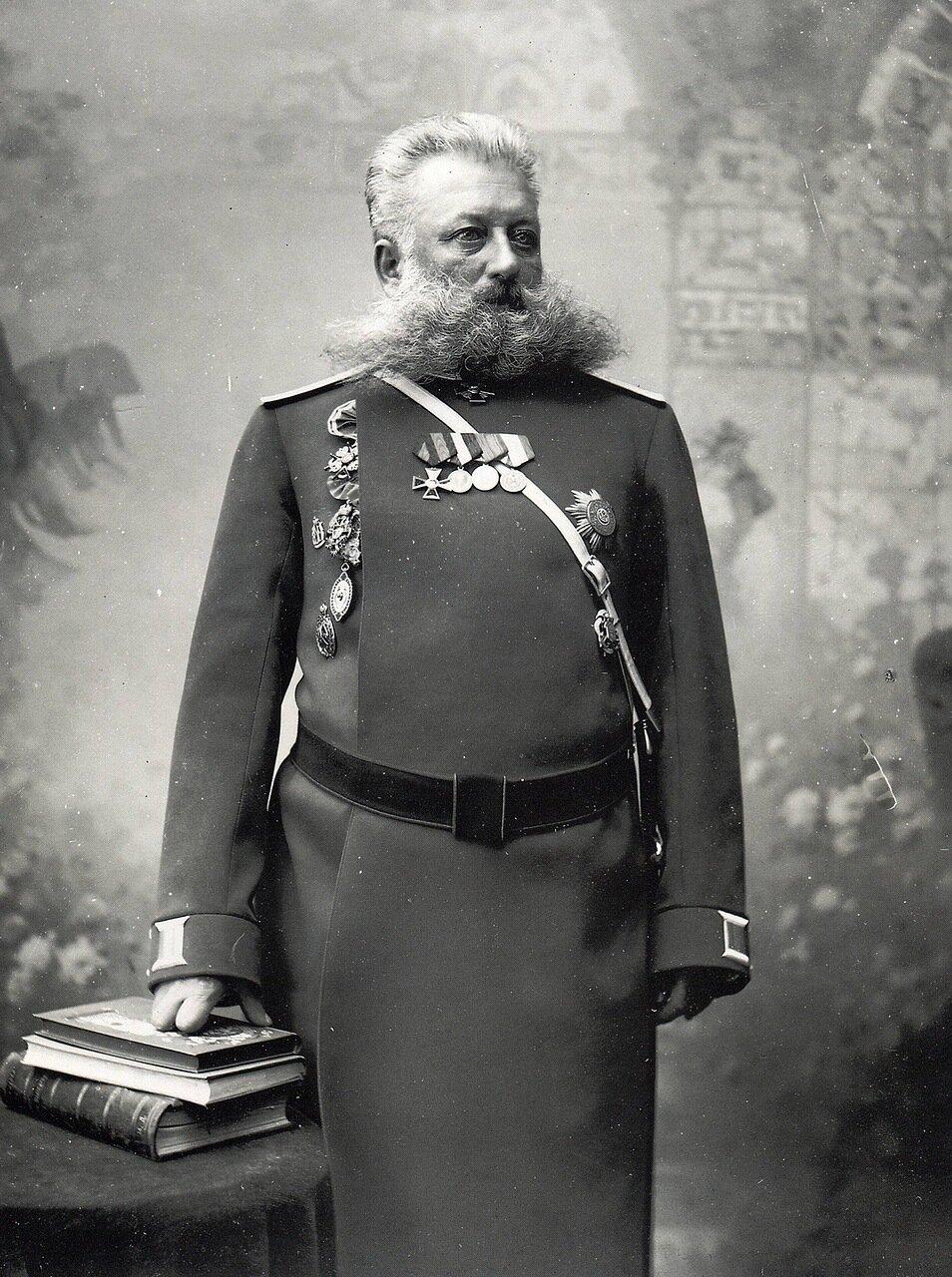 Полицмейстер Яковлев