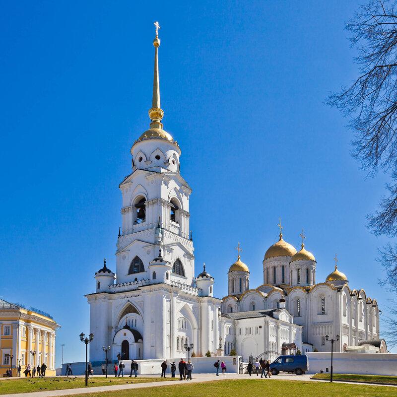 Успенский собор во Владимире - водоворот чувств и ощущений