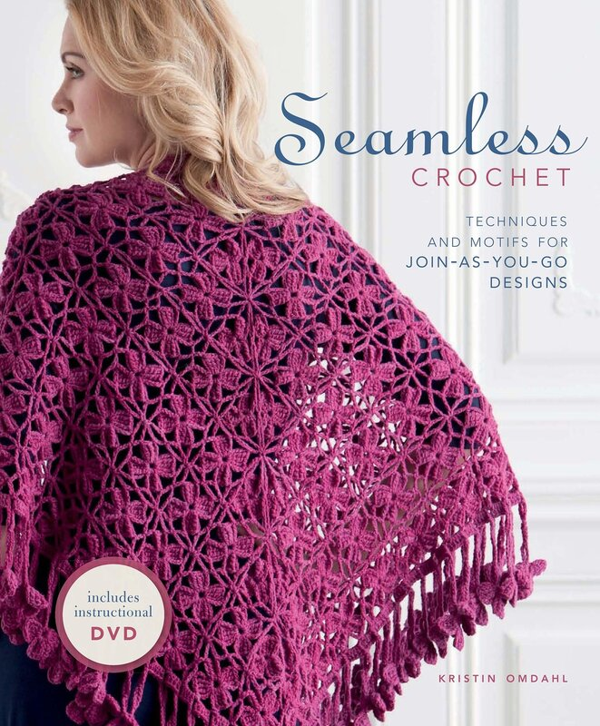 Seamless Crochet: Techniques and Designs for Join-As-You-Go Motifs