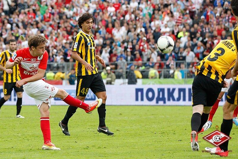 �������� vs �������� 2:0 �������-���� 2012-2013 (����)