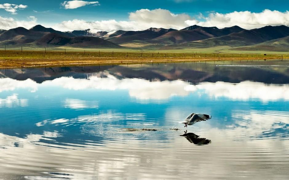 Великолепие и умиротворённость, Тибет