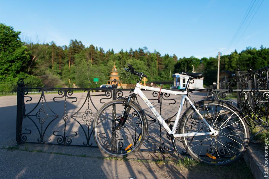 велосипед forward фото
