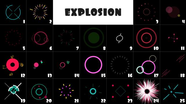 explosion 1-25