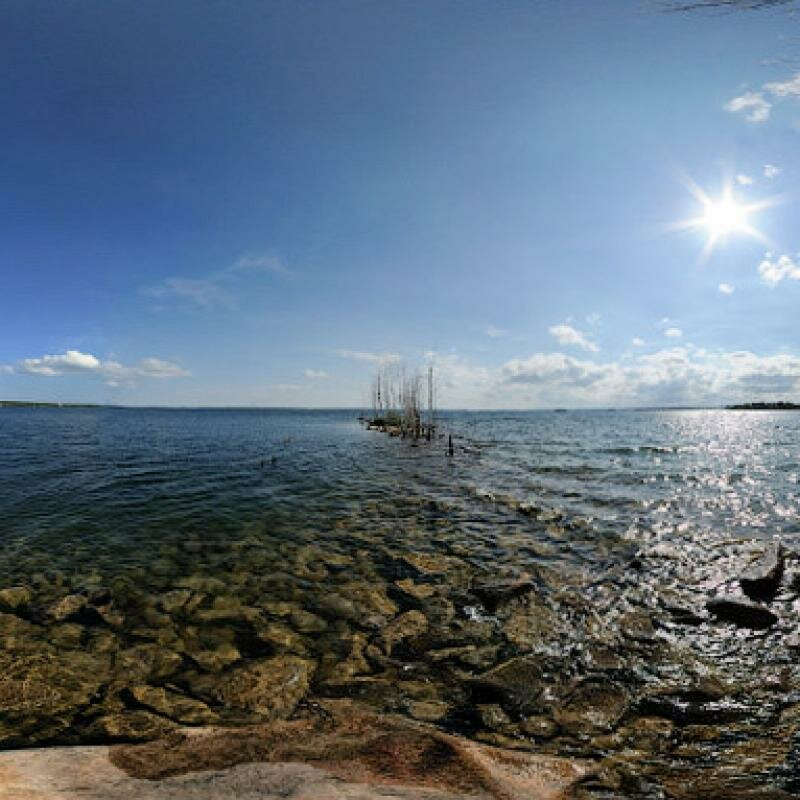 Берег озера (17.06.2013)