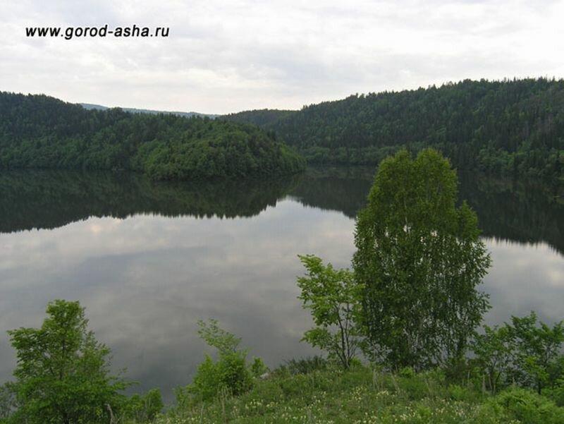 Симский пруд (28.06.2013)