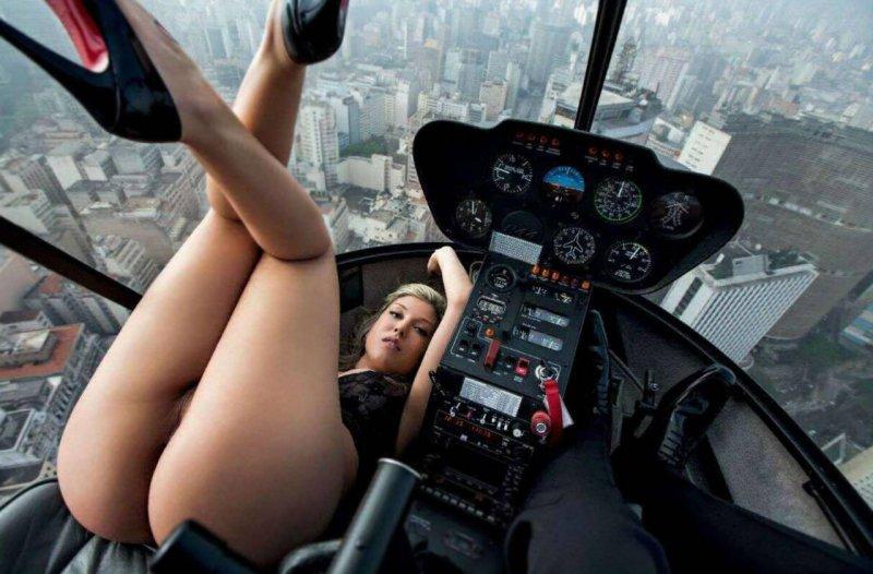 эротические фото стюардесс.