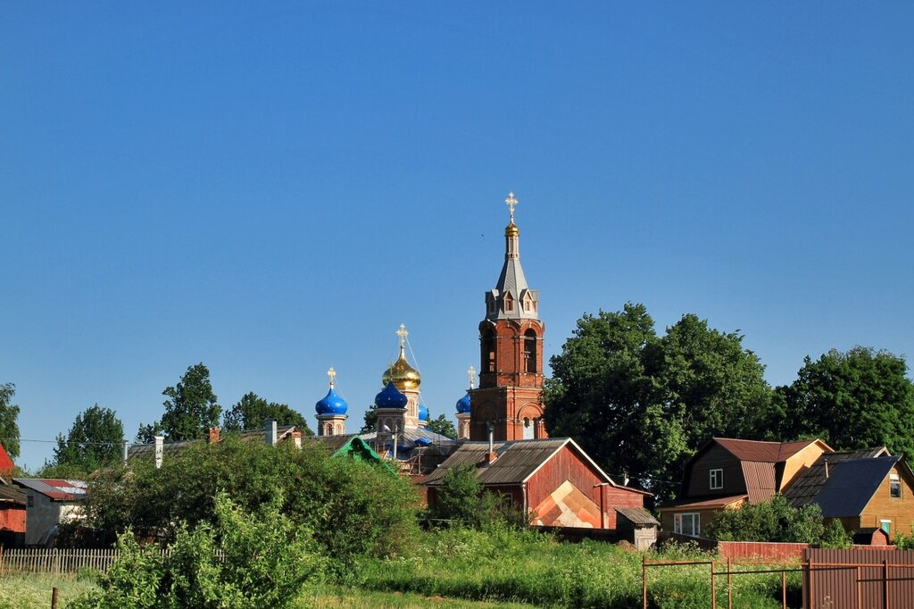 Церковь Рождества Христова в Ильинском
