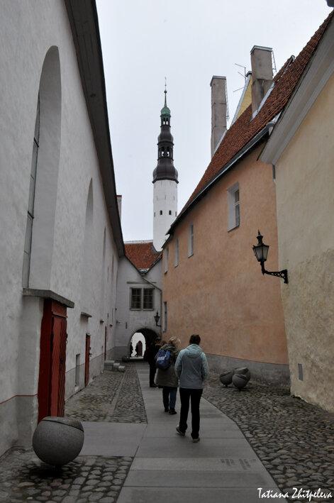 улица истории