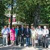 Secretarul  de stat, Stejărel OLARU,  în vizită la românii din Ucraina