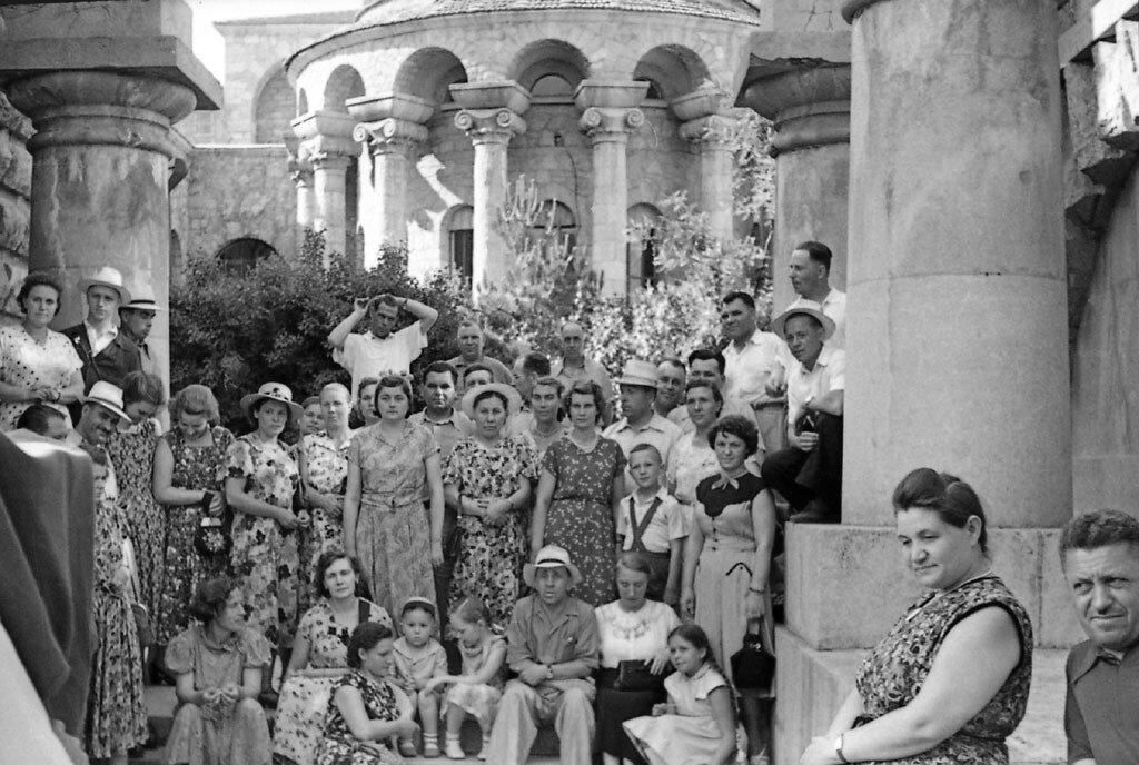 Ессентуки,1958