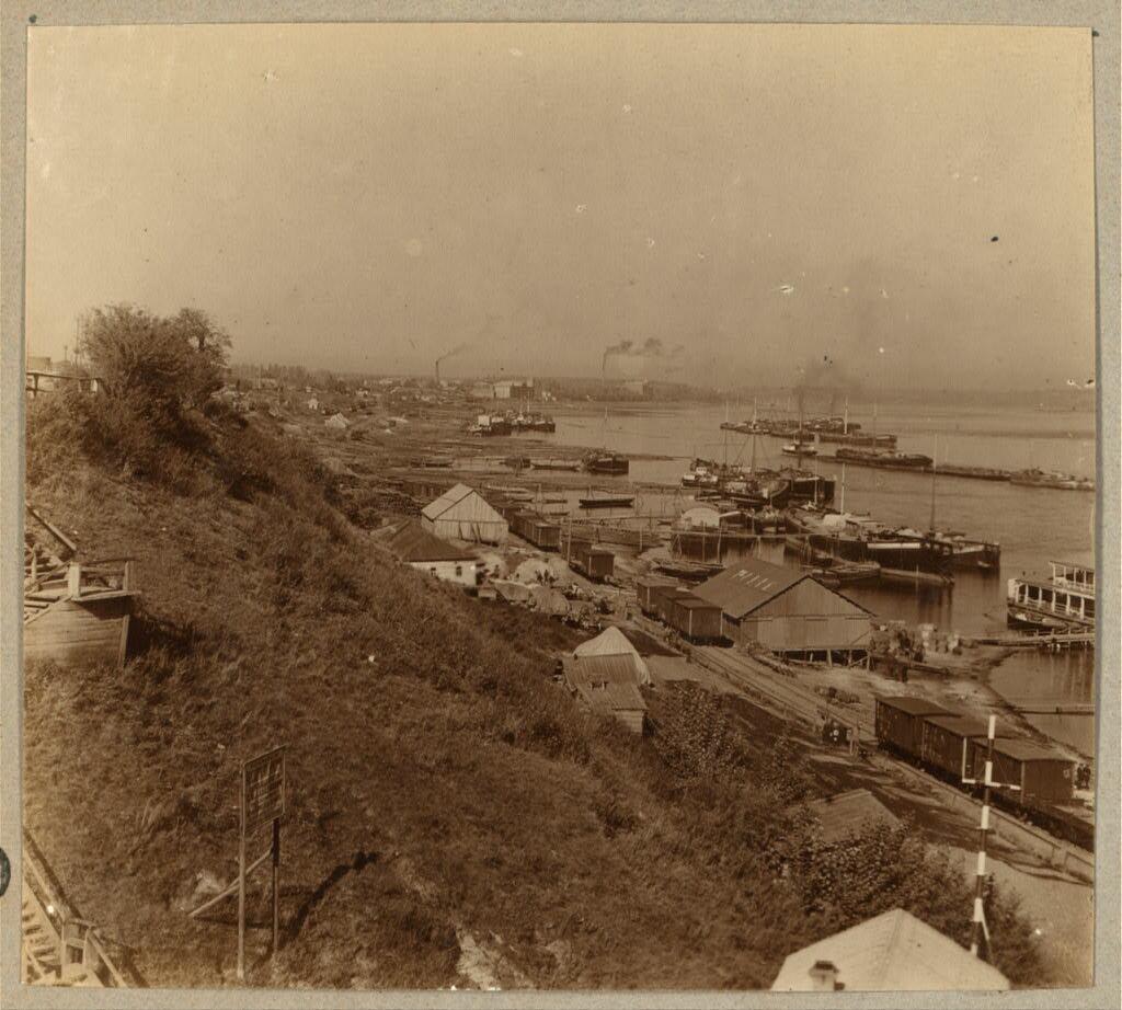 Набережная. 1910