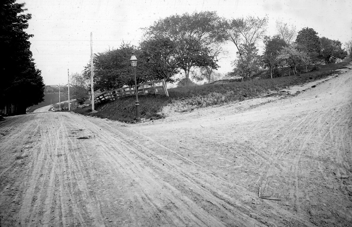 1888. Улицы Бейкон и Уинтроп