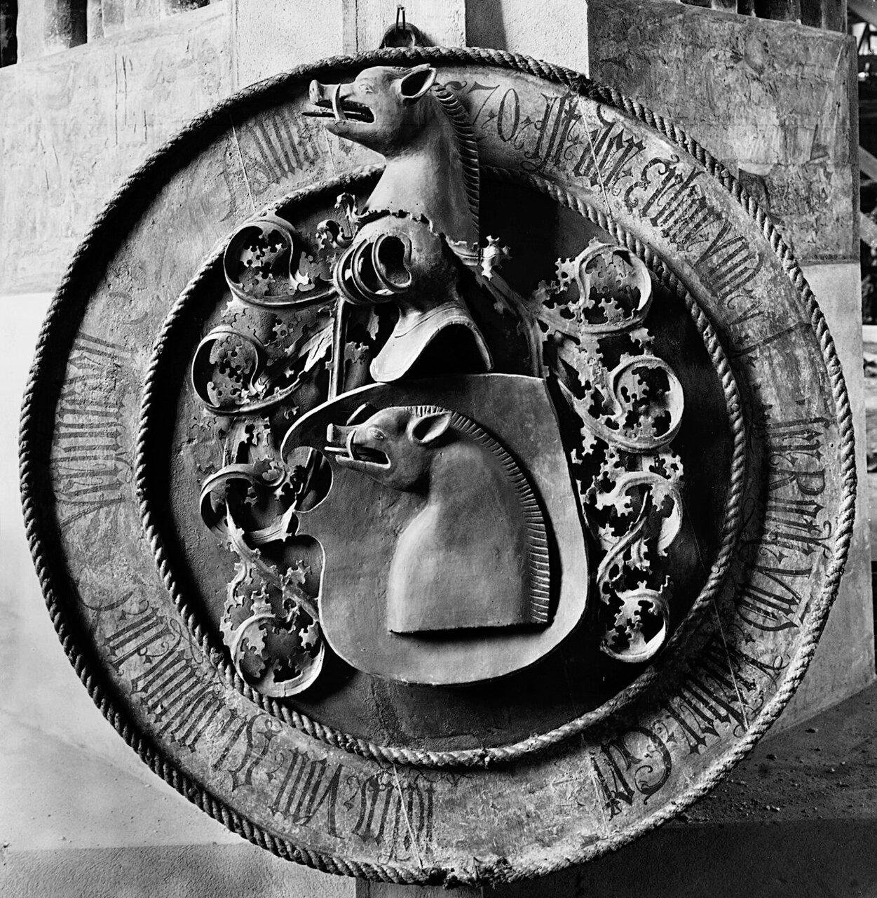 Рыцарский герб