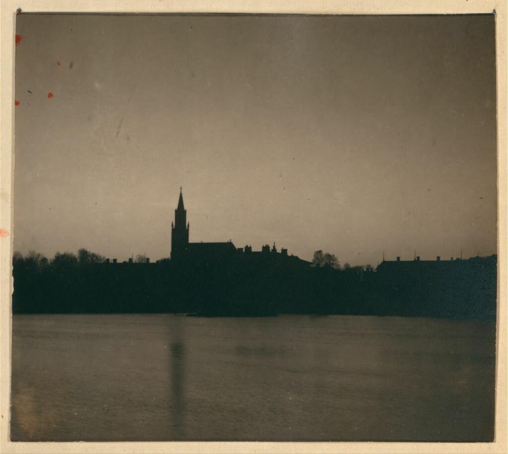 Закат. 1902 - 1904.