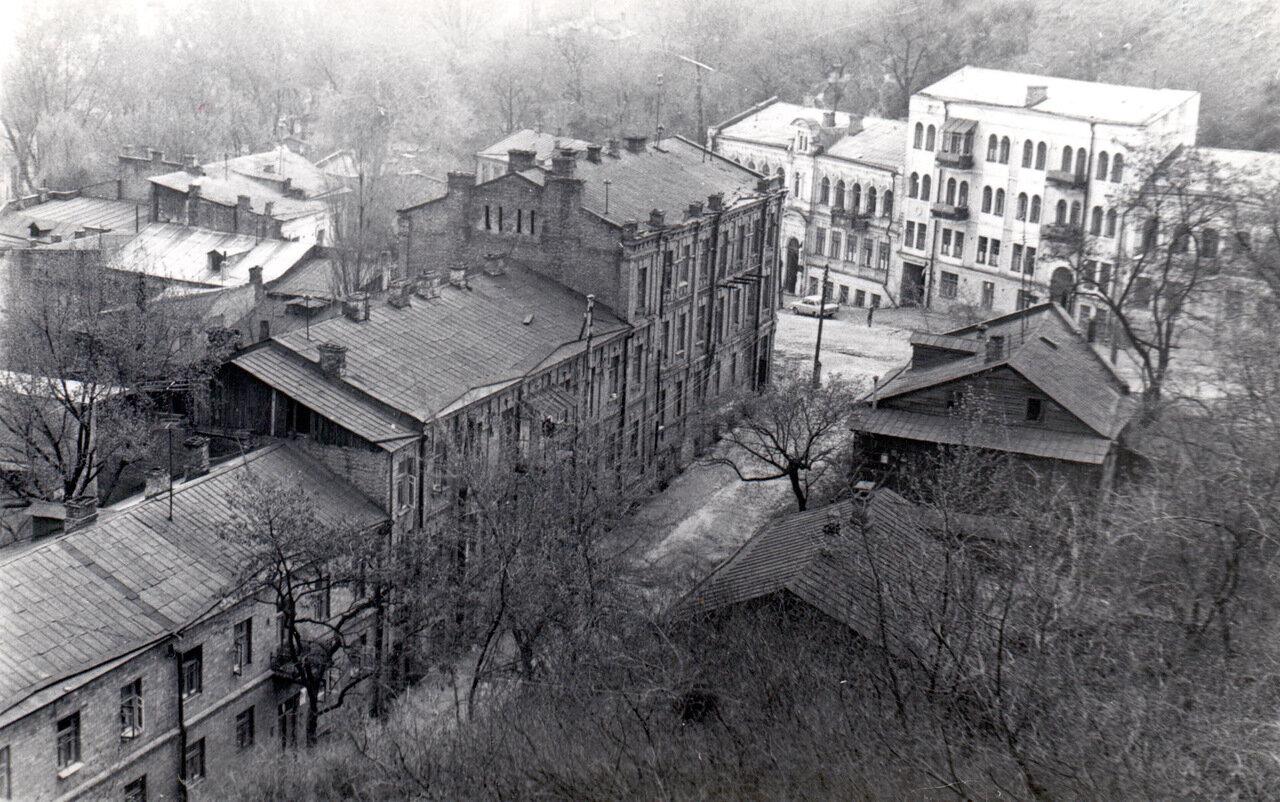 Подол. Черные грязи. 1980 год.