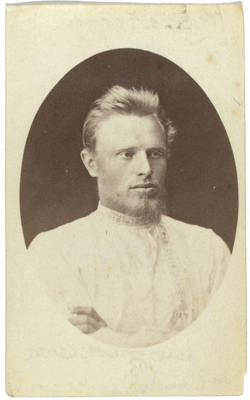 Иван Чернявский.Кеннан описывает Чернявского и его жену, как двух самых интересных политических ссыльных, что он встретил в Иркутске в сентябре 1885 года.