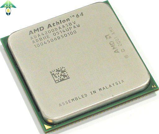S-aM2 Athlon 64 X2 4200+