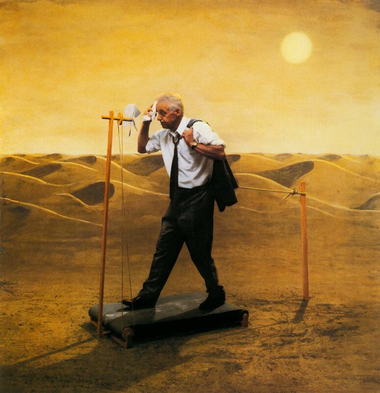 Фотохудожник Теун Хокс (Teun Hocks)