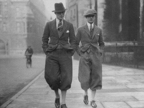 Cambridge undergraduates 1926