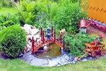 Малые формы в саду
