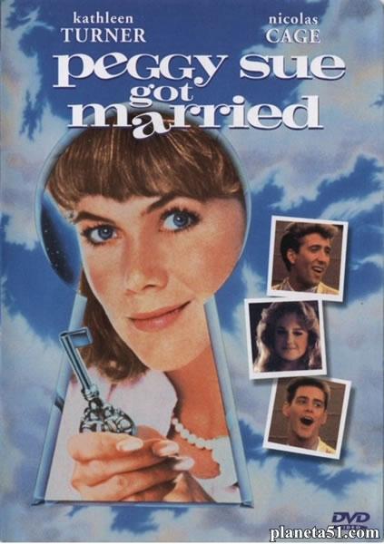 Пегги Сью вышла замуж / Peggy Sue Got Married (1986/HDTVRip)
