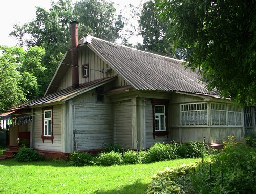 Мой старый дом