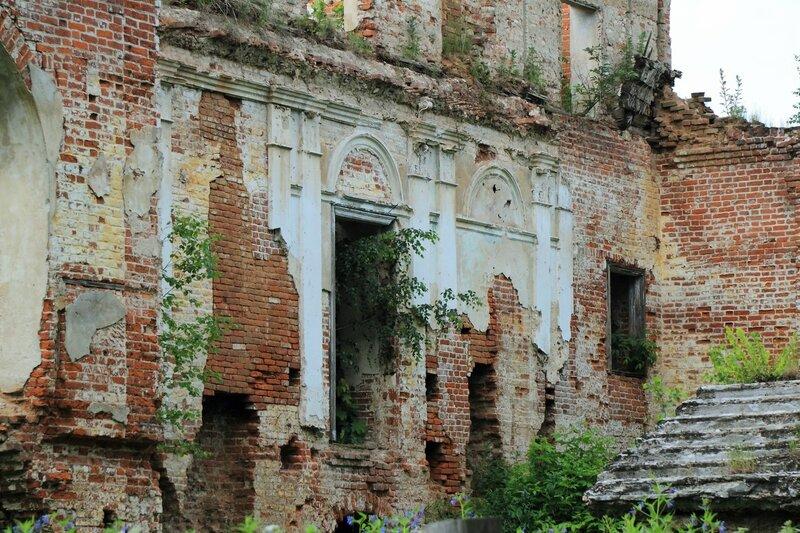 Ольгово, главный дом усадьбы